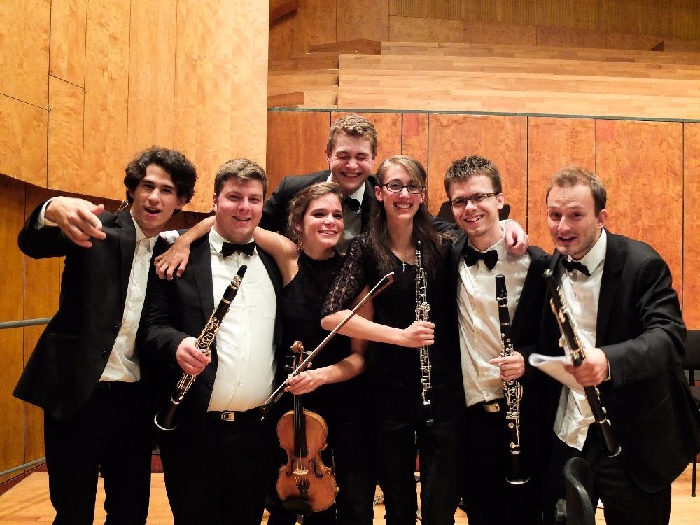 Photo du groupe Alma Mahler Kammerorchester